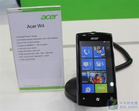 Hp Acer Windows Phone acer w4 windows phone look xcitefun net