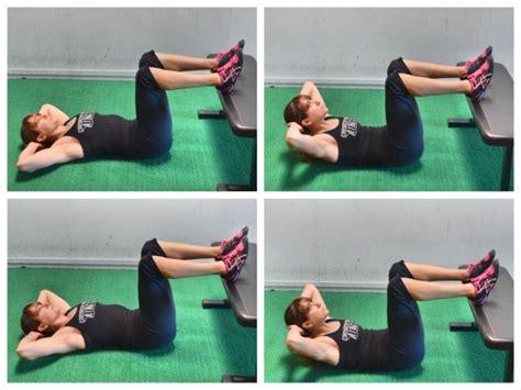crunches  sit ups  ab exercises