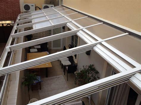 techo aluminio techo m 243 vil de aluminio para terrazas y porches
