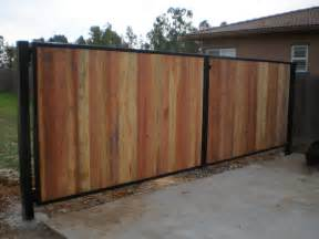 gate designs metal and wood gates