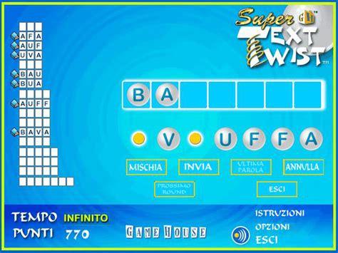 formare parole con queste lettere giochi gioca gratis ai migliori giochi su