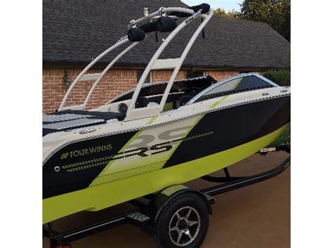 four winns boat dealers in texas four winns boats for sale in newark texas