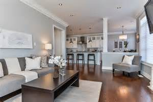 fresh modern grey white living space modern living room toronto by interiors in fashion