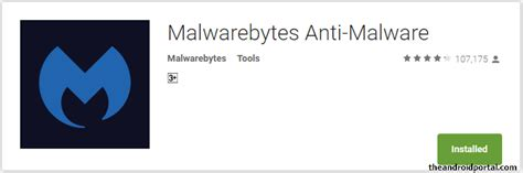 android anti malware how to uninstall malware from android device