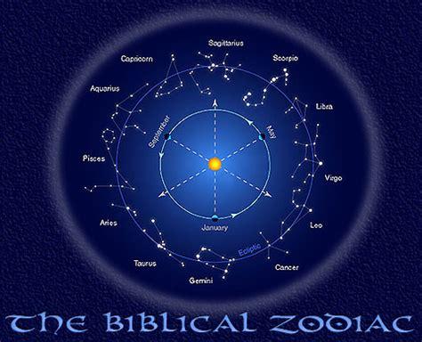 online scripture biblical zodiac