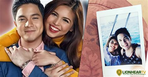 of alden and maine maine mendoza celebrates 21st birthday with alden richards