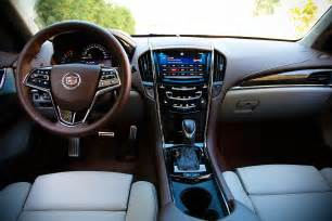 2014 Cadillac Ats 3 6 L Luxury 2014 Cadillac Ats 36 Interior Apps Directories