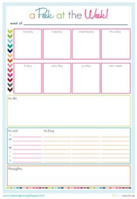 1000+ ideas about weekly calendar on pinterest | planners