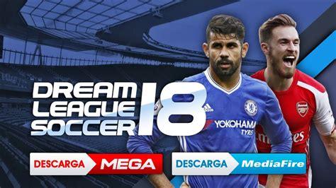 mod game dream league soccer dls 17 mod dream league soccer 2018 nueva interfaz