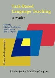 Task Based Language Teaching A Reader Kris Van Den