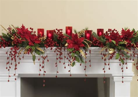decorated garlands with lights decoration how to decorate garlands interior