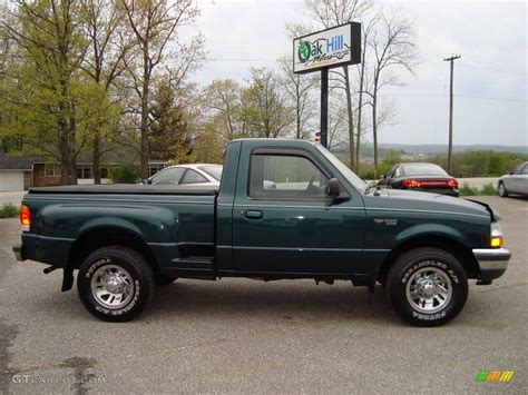 1998 ford ranger color codes
