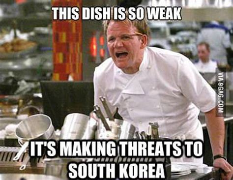 Best Gordon Ramsay Memes - chef gordon ramsay meme weak runt of the web