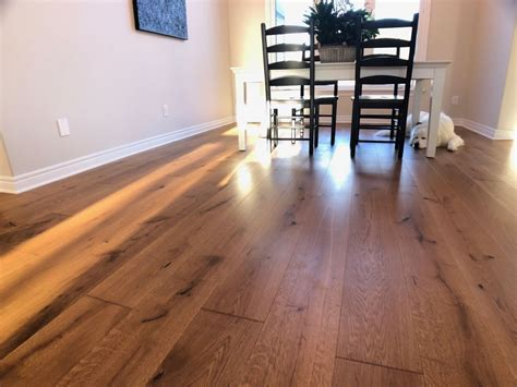 carleton place flooring carleton place homeowners choose logs end cut oak