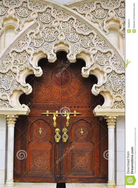 Background Of Detail Islamic Architecture | background of detail islamic architecture stock photo