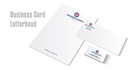 Business Cards Letterhead The Five Printed Items Your Business Can T Do Without Skyhawk Studios