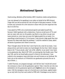 Exle Of A Speech Essay by 23 Speech Exles In Pdf