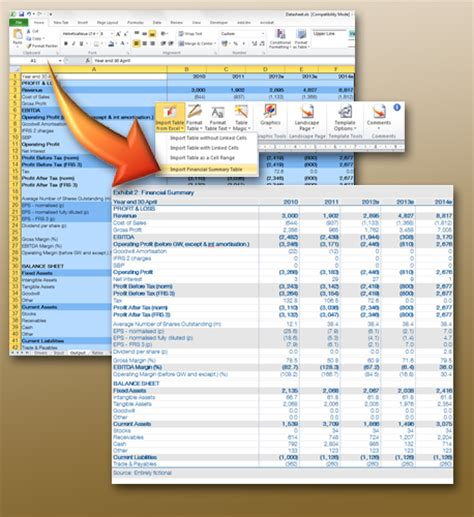 format excel as table services excel templates graphs tables creative