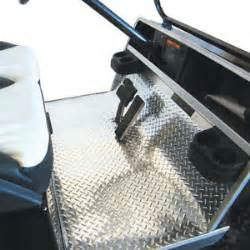 Floor Mat For Club Car Club Car Ds Plate Rubber Mats Silver Floor Cover