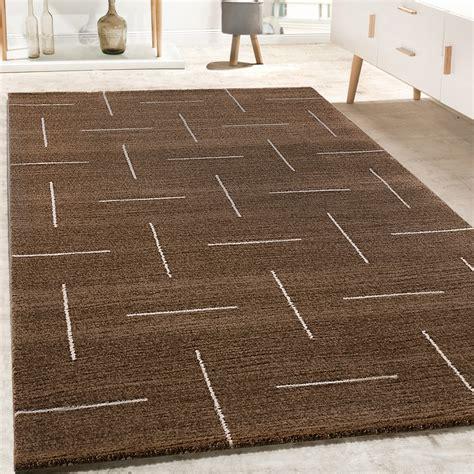 tappeti design moderno tappeto di design soggiorno design moderno in marrone
