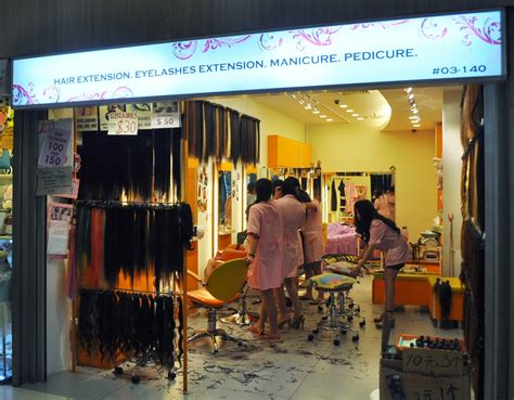 all natural hair shop on belair rd i got new hair extensions in singapore