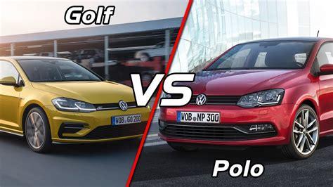Volkswagen Polo Vs Golf by 2017 Volkswagen Golf Vs Volkswagen Polo
