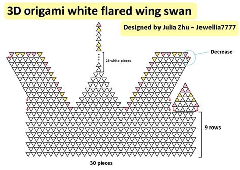 3d Origami Pdf - 8 best 3d origami images on free pattern