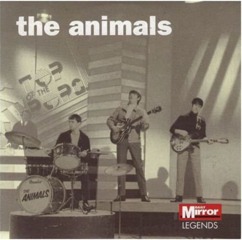 Cd Eric Burdon The Animals The Best Of Import eric burdon the animals legends daily mirror best of 60 s promo cd inc house of the rising sun
