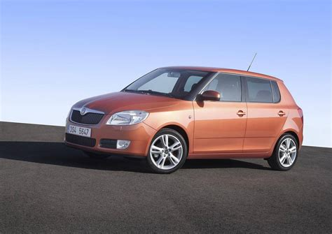 2007 skoda fabia picture 119685 car review top speed