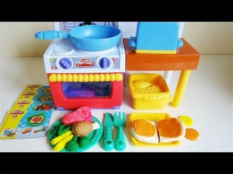 Play Doh Kitchen Set by Play Doh Meal Makin Kitchen