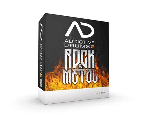 addictive drums studio one addictive drums 2 rock metal edition xln audio