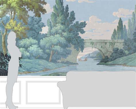 Papier Peint Paysage Mural by Papier Peint Panoramique 224 La Planche Paysage Fran 231 Ais