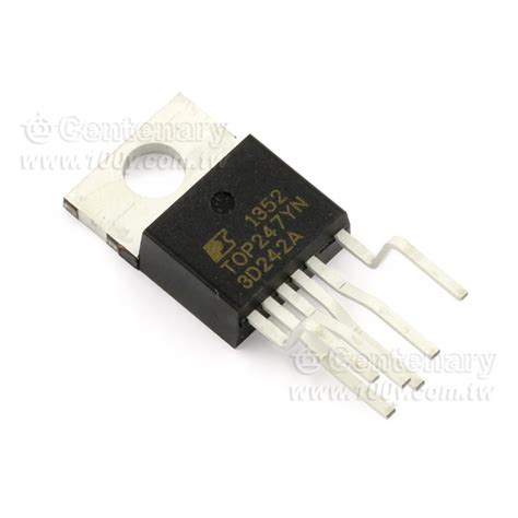 Ic Top247yn By Chacha Parts 勝特力電子零件材料 gt top247yn 6p to 220 7c power int