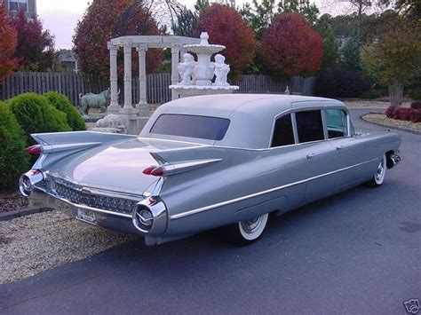 1959 Cadillac Limousine by 1959 Cadillac Series 75 Limousine Vintage Cars 50s
