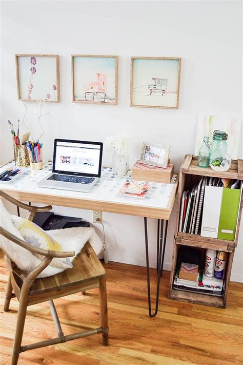 Apartment Desk Ideas Best 25 Tiny Home Office Ideas On Window Desk