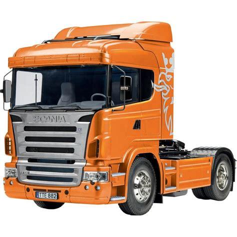 Tamiya Lkw Lackieren by Tamiya 300056338 Scania R470 4x2 Oranje 1 14 Elektro Rc