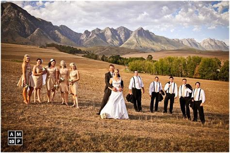Another stunning Greyton country wedding setting