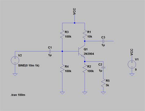 transistor bjt ltspice intermediate ltspice tutorial