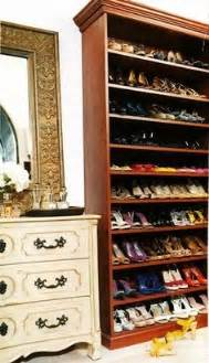 bookshelves for shoes 1000 images about master walk in closets