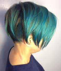 top 5 colorful bob haircuts shaved in back hairstyles out