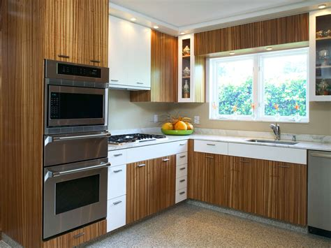 Zebra Wood Kitchen Cabinets Kitchen Cabinets Colors Ideas For Best Appearance 17440 Kitchen Ideas