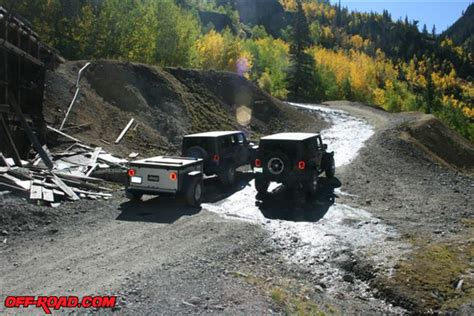 Jeep Road Trailer Jeep Cer Trailer Review Road