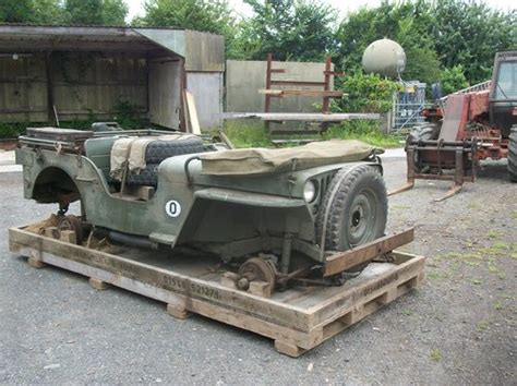 jeep crate 1942 willys jeep crate for sale car and