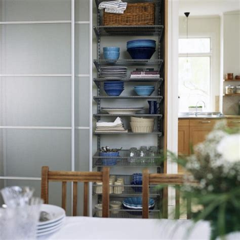 Kitchen Shelf Storage Solutions by Elfa Pantry Shelving Best Selling Solution