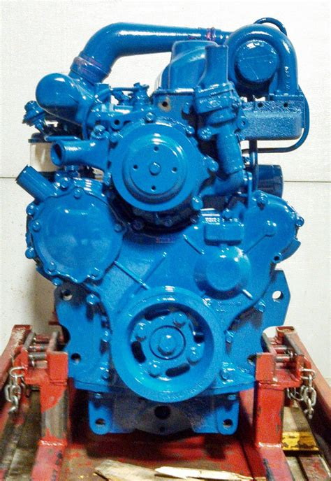 new ford diesel engine engine reman ford newholland 268t 4 cyl diesel