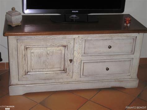 meuble tv frantz benoit c 244 t 233 maison