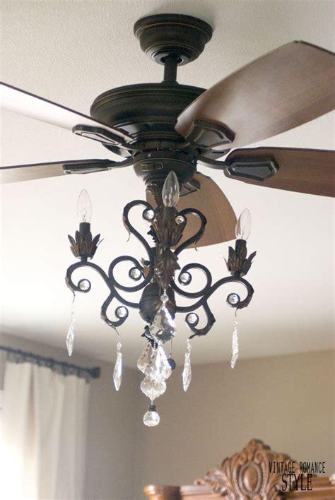 17 best ideas about ceiling fan chandelier on