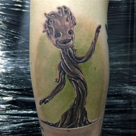 guardians of the galaxy tattoo for nerds by nerds guardians of the galaxy tattoos tattoodo