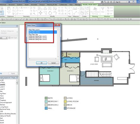 revit tutorial floor how to create a second floor plan in revit thefloors co