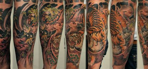 tattoo hidden dragon zadar jankowzki custom tattoos crouching tiger no hidden dragon